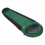 Saco De Dormir -1º A 8º C P/ Frio Intenso Mummy Ntk Verde