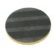 Suporte para disco de limpeza com velcro COM flange 270 mm para enceradeira CLEANER
