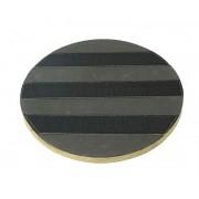 Suporte para disco de limpeza com velcro COM flange 350 mm para enceradeira CERTEC - GREEN LINE - LEMARTE - MEBAL