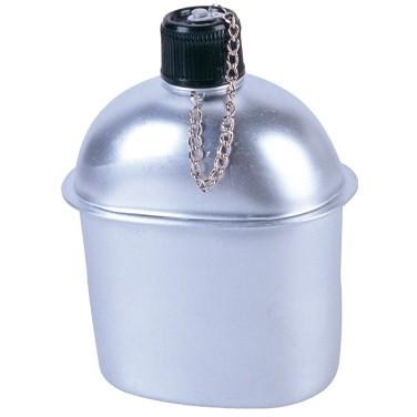 Cantil Aluminio 0,9L - Nautika