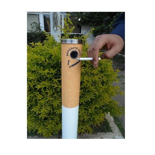 Coletor de Cigarros / Bituqueira 3,5L Fitt Cigarro