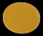 Disco Polidor Amarelo 350 mm Bettanin para enceradeira Industrial