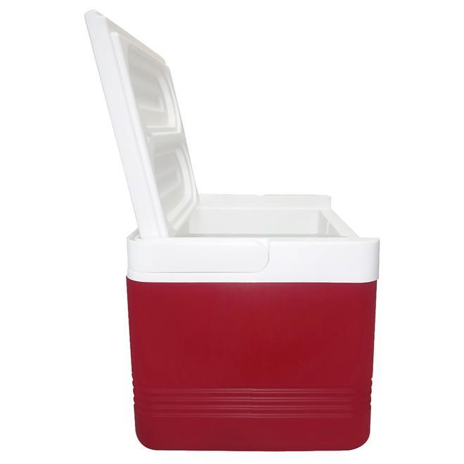 Caixa Térmica Igloo LEGEND 5 QT 4 Litros Vermelha