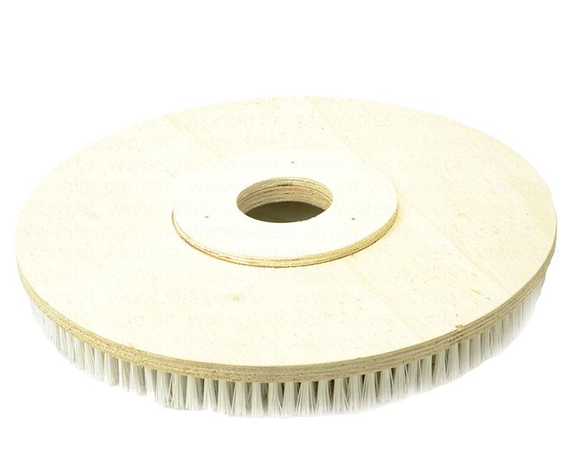 Escova Nylon SEM flange 510 mm para enceradeira Cleaner