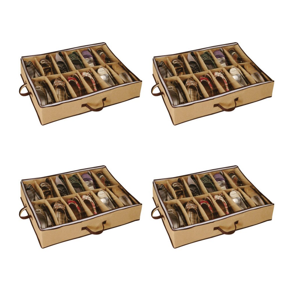 Sapateira Flexível 12 Pares - kit 4 unids.  - Shop Ud
