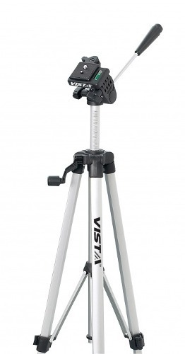 Tripé Davis & Sanford Para Câmera Profissional De Alumínio 152cm Com Trava Giro 360º - Explorer