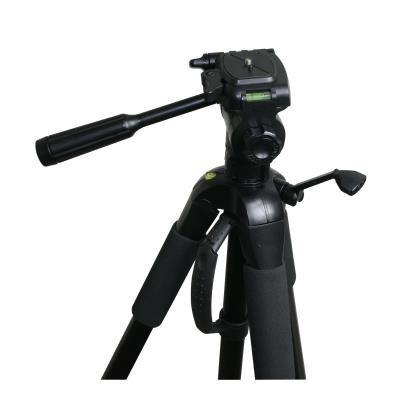 Tripé Para Câmera Profissional Com Altura Até 1,82m - Vivvpt6072
