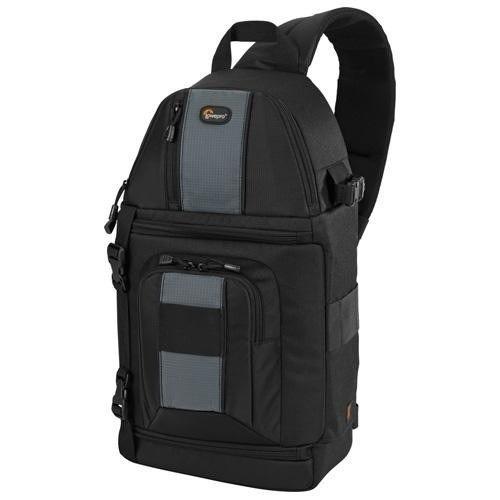 Mochila LowePro Para Câmera Digital SLR, Lente E Acessórios SlingShot 202 AW - LP36173