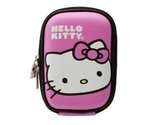 Estojo Sakar Hello Kitty Para Câmera Digital Compacta E Acessórios - HS5009