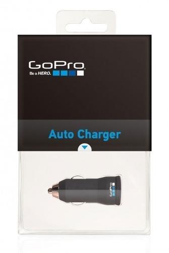 Carregador Veicular GoPro Para Câmeras GoPro - ACARC-001