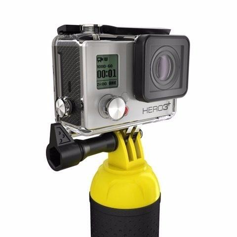 Bastão Grip De Mão Flutuante Para Câmera Gopro Gopole - Gpb-11