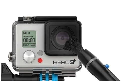 Limpador De Lente GoPole Para Câmera GoPro - Gplp-18