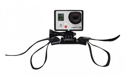 Suporte GoPro Para Capacete Ventilado - GVHS30