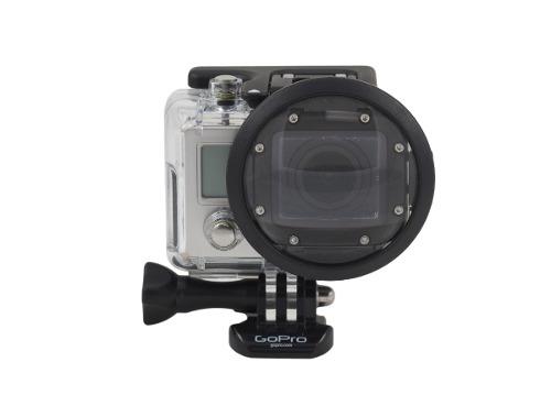 Lente PolarPro Macro Para Caixa De Estanque GoPro Hero4 - P1013
