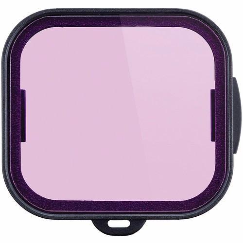 Filtro De Lente Magenta GoPro Para Caixa De Mergulho  - Advfm-301
