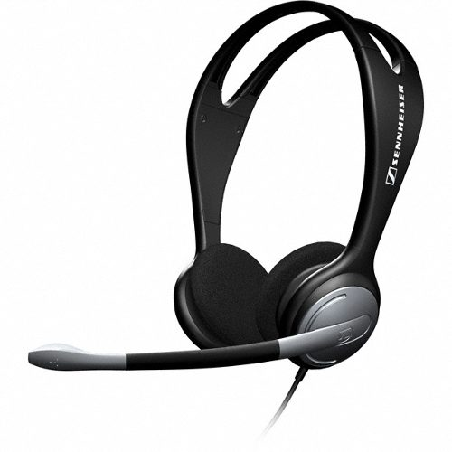 Headset Sennheiser Original Estéreo Para Pc Games - Pc131