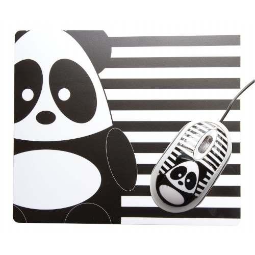 Mouse E Mousepad Sakar Animado De Panda - GZ1012-JCP