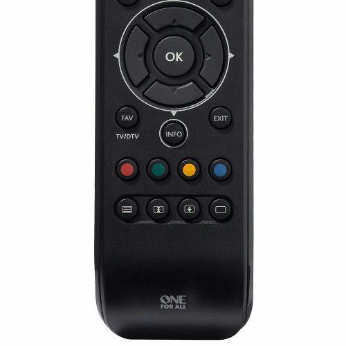 Controle Remoto Universal One For All Para Até 2 Aparelhos (Essence 2) - URC7320