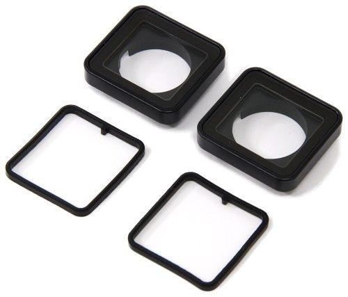 Kit De Reposição De Lentes Para Caixa Padrão GoPro - Aslrk-301