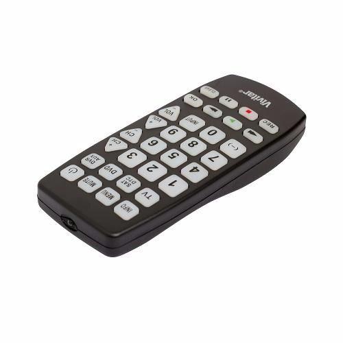 Controle Remoto Universal Vivitar Para Até 4 Aparelhos - Viv-Urc730