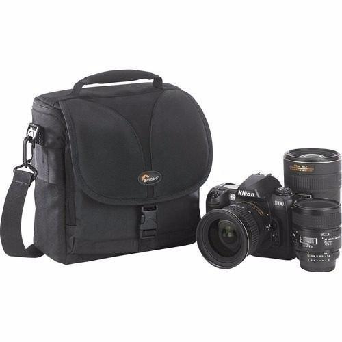 Bolsa Lateral LowePro Para Câmera Pro DSLR Rezo 170 Aw - Lp34703