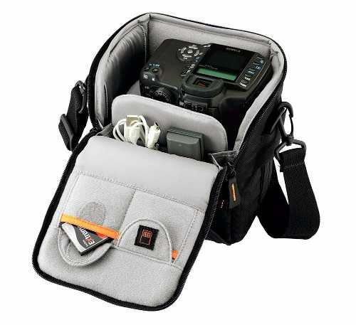 Bolsa Para Câmera Digital Slr Lente Zoom Compacta - Lp34996