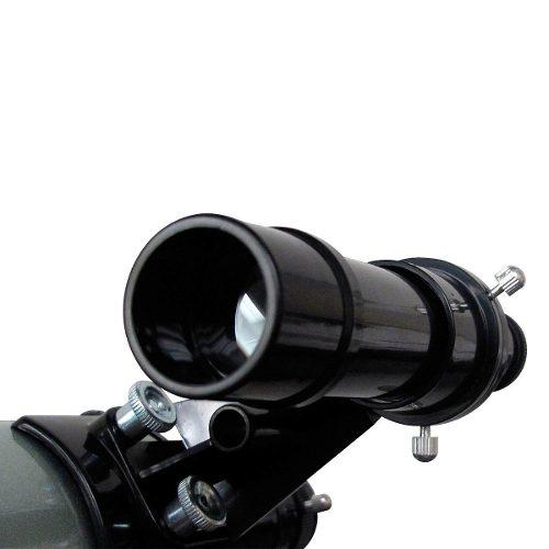 Telescópio Refletor Vivitar Lente 76mm Ampliação 525x - VIVTEL76700
