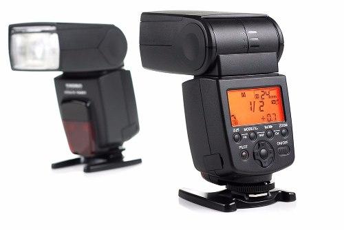 Flash YongNuo Para Câmeras Nikon I-TTL - Yn568-ex