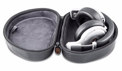 Estojo Rígido Para Headphones Dobráveis C-case