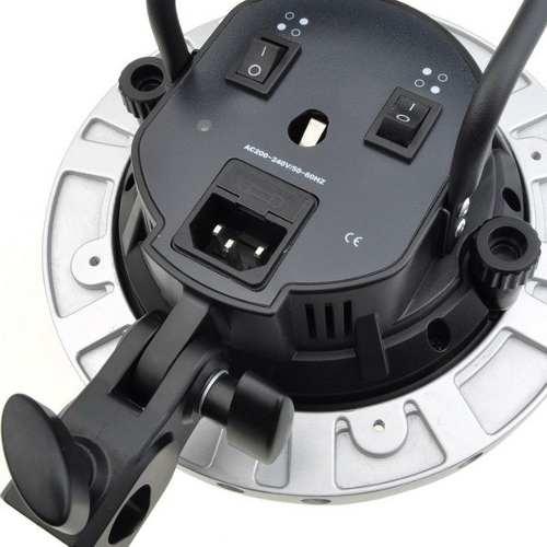 Iluminador Godox Quadruplo Com 4 Lâmpadas De Iluminação Continua - TL-4 220v