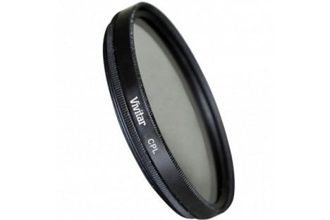 Filtro CPL Vivitar (Circular Polarizador) 52mm VIVCPL52