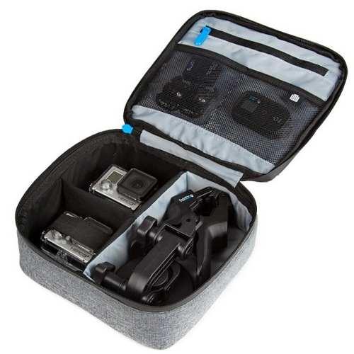 Estojo GoPole Venture Para GoPro Com Divisoras - Gpvc-17