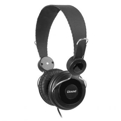Fone De Ouvido Isound Headphone Com Microfone - DGHP5501