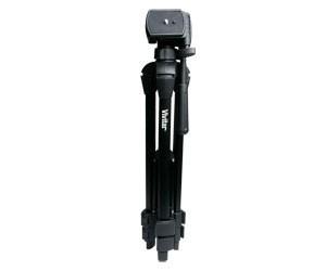 Tripé Profissional Vivitar Compatível Com Sony Nikon Canon 1,62 Metro - Vivvpt5660