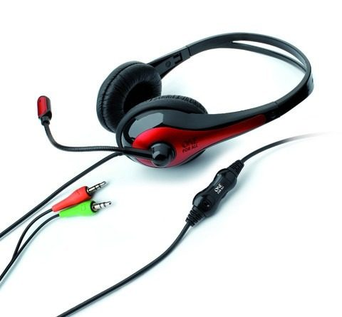 Fone de Ouvido Headset One For All Com Microfone Para Games PC SV5341