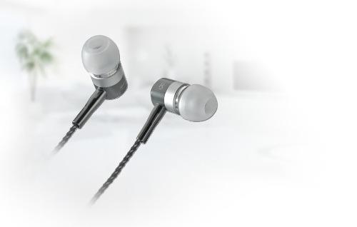 Fone De Ouvido One For All Earphone Com Isolador De Ruído Titanium - SV5231
