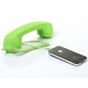 Monofone Vivitar Para Conexão Em Celulares - IPH20788 VERDE