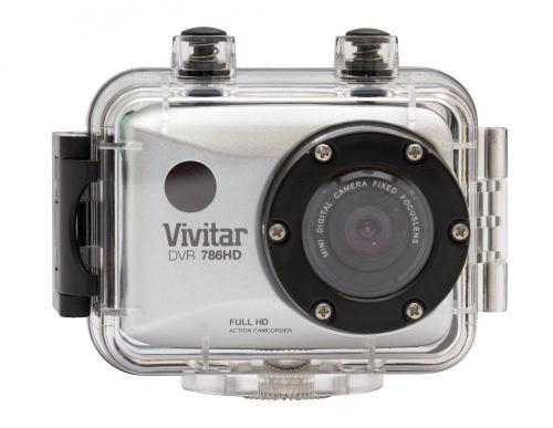 Câmera Filmadora De Ação Vivitar Original - DVR786HD
