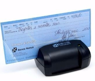 Leitor De Cheques E Boletos Bancários - Nonus Homebank 10