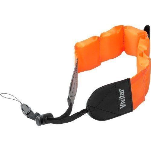 Alça Flutuante Vivitar De Pescoço Para Câmera À Prova D'Água Floating Strap - VIV-APM7502