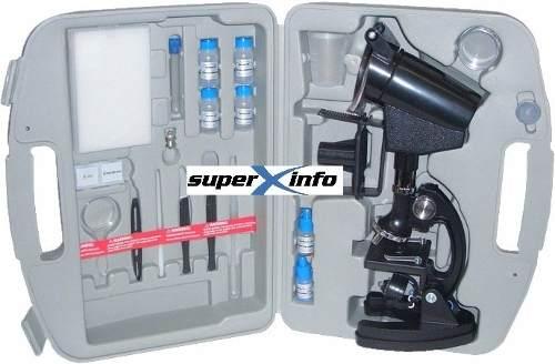 Kit Microscópio Citiwel Maleta Com 98 Peças - XSP-2XT