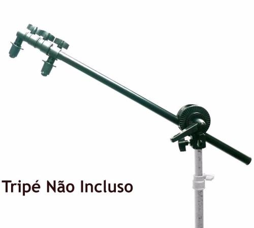 Suporte Braço Telescópico Easy Para Rebatedor Fotográfico - E-8736