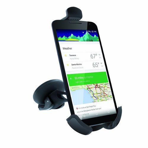 Suporte Veicular Isound Com Ventosa Para Smartphone E GPS - ISOUND6750