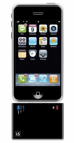 Carregador De Parede Isound Bivolt E Bateria Reserva Para iPhone E iPod - DGIPOD685