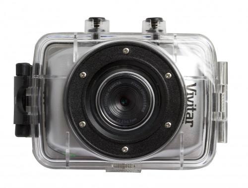 Câmera E Filmadora De Ação Vivitar HD - DVR781HD
