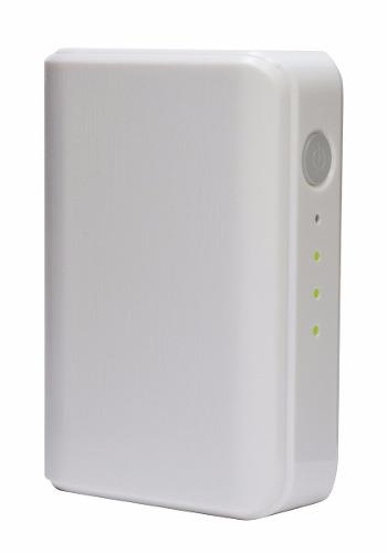 Bateria Reserva Portátil Domani Power Bank 5.200mAh - PB5200S620WH
