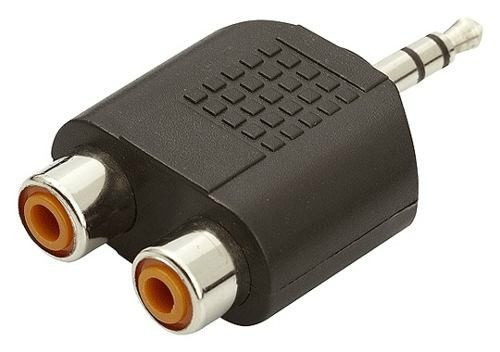 Adaptador Conversor RCA - Para P2