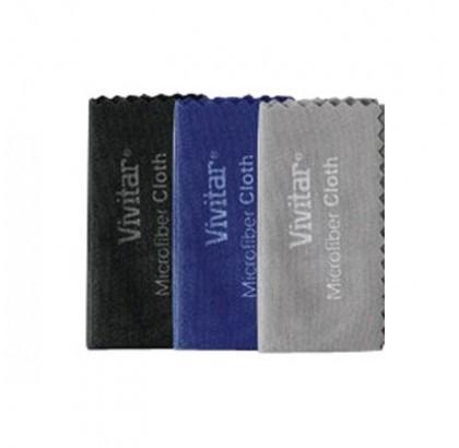 Conjunto Com 3 Panos Vivitar De Limpeza Em Microfibra - VIVMIC3