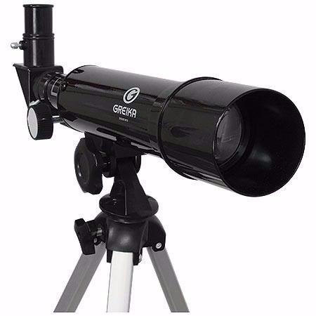 Kit Completo Telescópio Luneta Greika - 36050HD