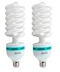 Kit De Iluminação Para Newborn Luz Continua E27 Foto Vídeo 300W - 110v